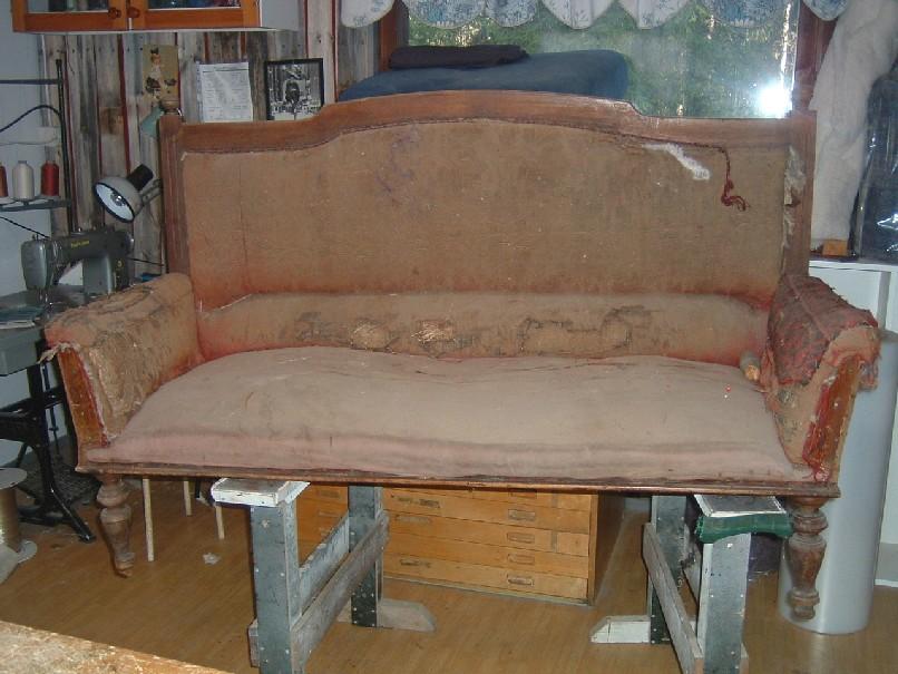 Anttonen sohva alkuperäinen