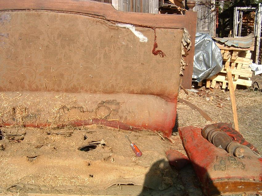 Anttonen sohva purku
